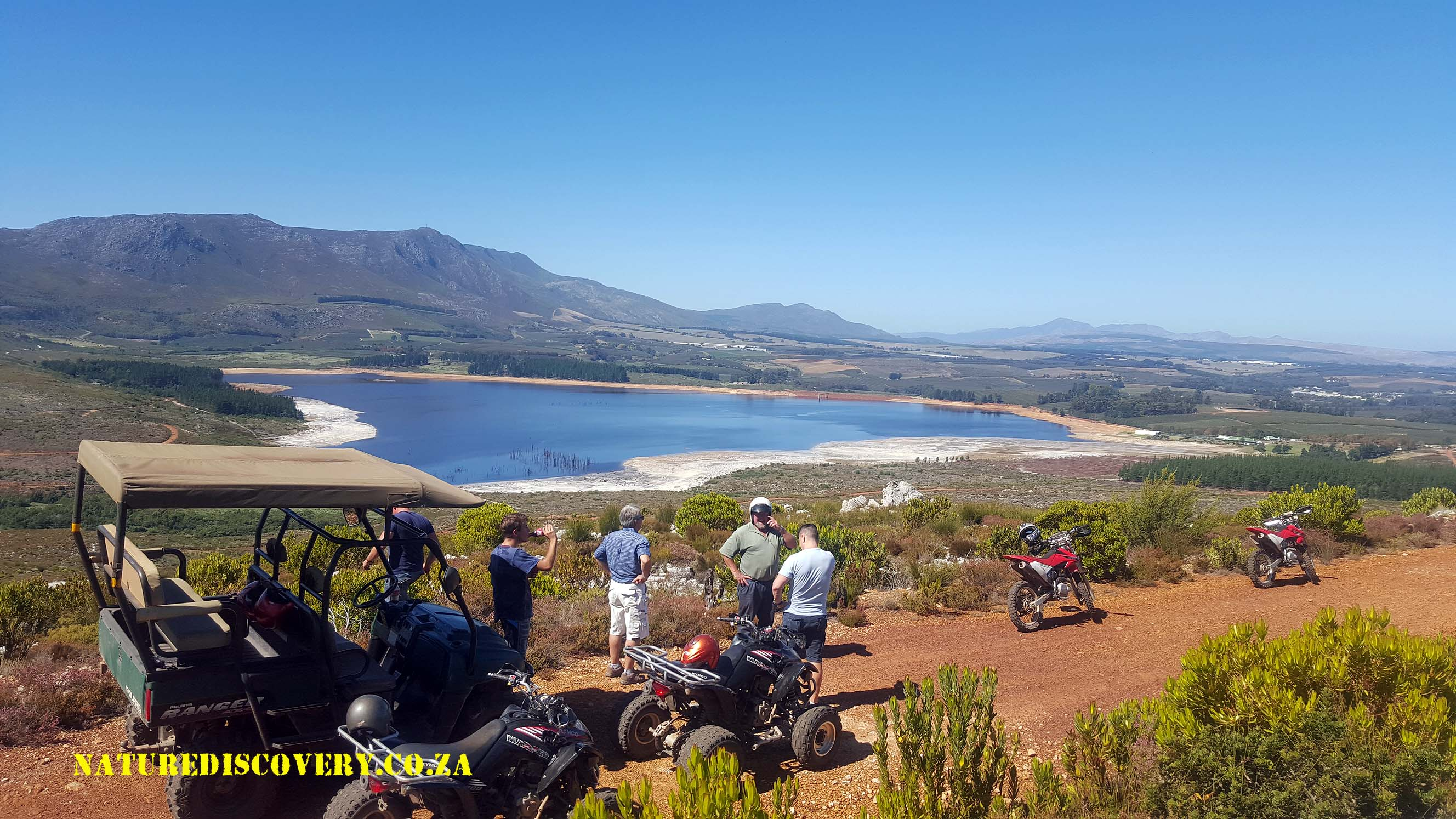 Cape Town Quad Biking21